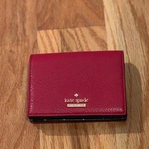 NWT Kate Spade Mini Wallet